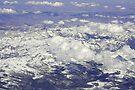 Over the Sierra Nevada Mountain Range by Tori Snow