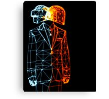 Daft Wire Canvas Print