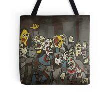 Zombie Parade Tote Bag