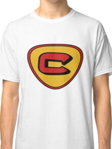 cow and chicken super cow Classic T-Shirt