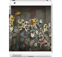 Zombie Parade iPad Case/Skin