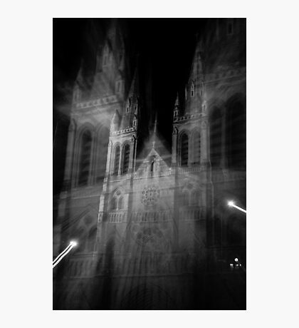 Ghostly St Peters Cathedral Photographic Print