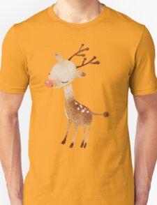 Rudolf the reindeer Unisex T-Shirt