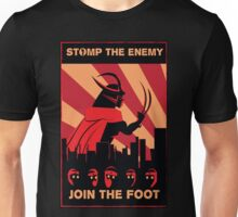 The Foot wants you! Unisex T-Shirt