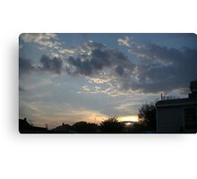 Spring 2013 Collection 5 Canvas Print