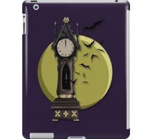 Gothic Clock iPad Case/Skin