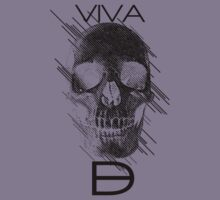 VIVA DB Logo Gear by DarkBeautyMag