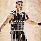 Gladiator Typography by LeadPoison