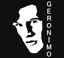 Geronimo by raspberryfanta