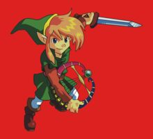 The Legend Of Link Kids Clothes