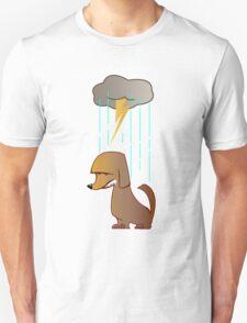 Bad Luck Dog T-Shirt