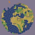 tetris earth  by killermiro