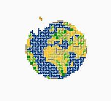 tetris earth  Unisex T-Shirt