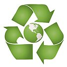 Globe Goes Green Icon by totorat