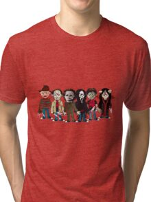 Modern Horror Tri-blend T-Shirt