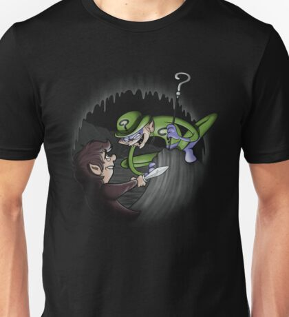 The original Riddler Unisex T-Shirt