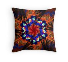 Twist And Shout Throw Pillow