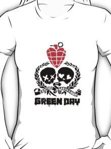 Green day Logo T-Shirt