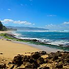 South shore Oahu Hawaii by raymona pooler