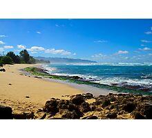 South shore Oahu Hawaii Photographic Print