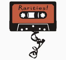 Rarities Cassette Tape Jam by theshirtshops
