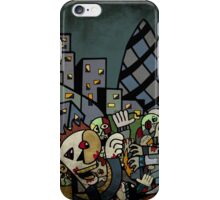 Zombies in London iPhone Case/Skin