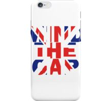 Mind the Phone iPhone Case/Skin