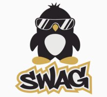 Swag Penguin by Style-O-Mat