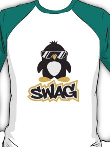Swag Penguin T-Shirt