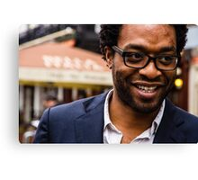 Chiwetel Ejiofor Canvas Print