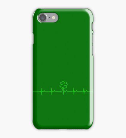 Heart Beat for Ireland VRS2 iPhone Case/Skin