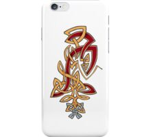 TATTOO GALLERY - COMP 002 iPhone Case/Skin