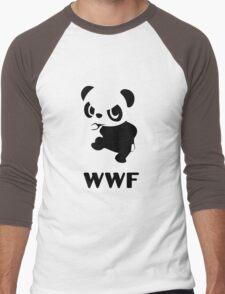 Yancham WWF Tee Men's Baseball ¾ T-Shirt