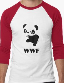 Yancham WWF Tee Men's Baseball ¾ T-Shirt