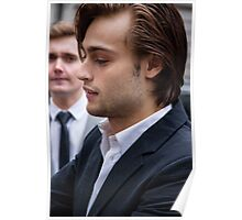 Douglas Booth Poster