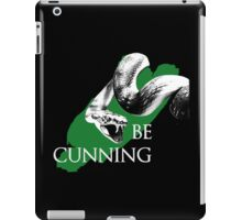 Be Cunning iPad Case/Skin