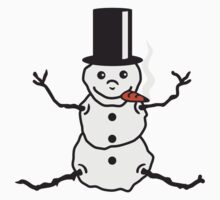 Snowman Joint Smoker by Style-O-Mat