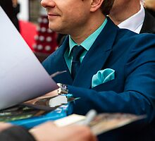 Martin Freeman (BAFTA Television Awards) 1 by Paul Bird