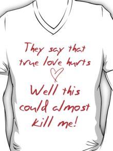 Harold killed me - Kesha Rose Sebert T-Shirt