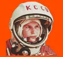 Keep Calm Cosmonaut (Colour) by ABK Sema4Media