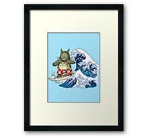 Totorokusai Framed Print
