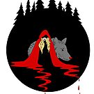 Red Ridding Hood by molganzoid