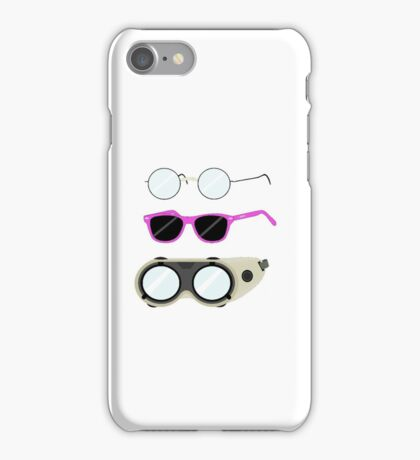 Glasses and Goggles- Potter/Starkid/Dr.Horrible iPhone Case/Skin