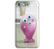 Cute Pink Monster iPhone Cover iPhone Case/Skin