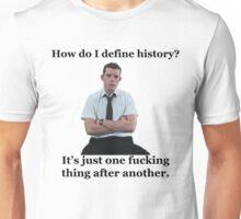 Definition of history (light) Unisex T-Shirt