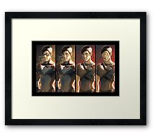 Dick Grayson Framed Print