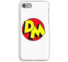 Danger Mouse  iPhone Case/Skin