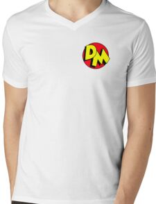 Danger Mouse  Mens V-Neck T-Shirt