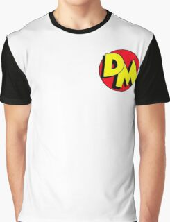 Danger Mouse  Graphic T-Shirt