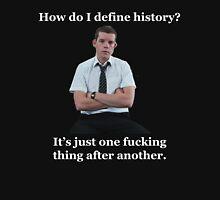 Definition of history (dark) Unisex T-Shirt